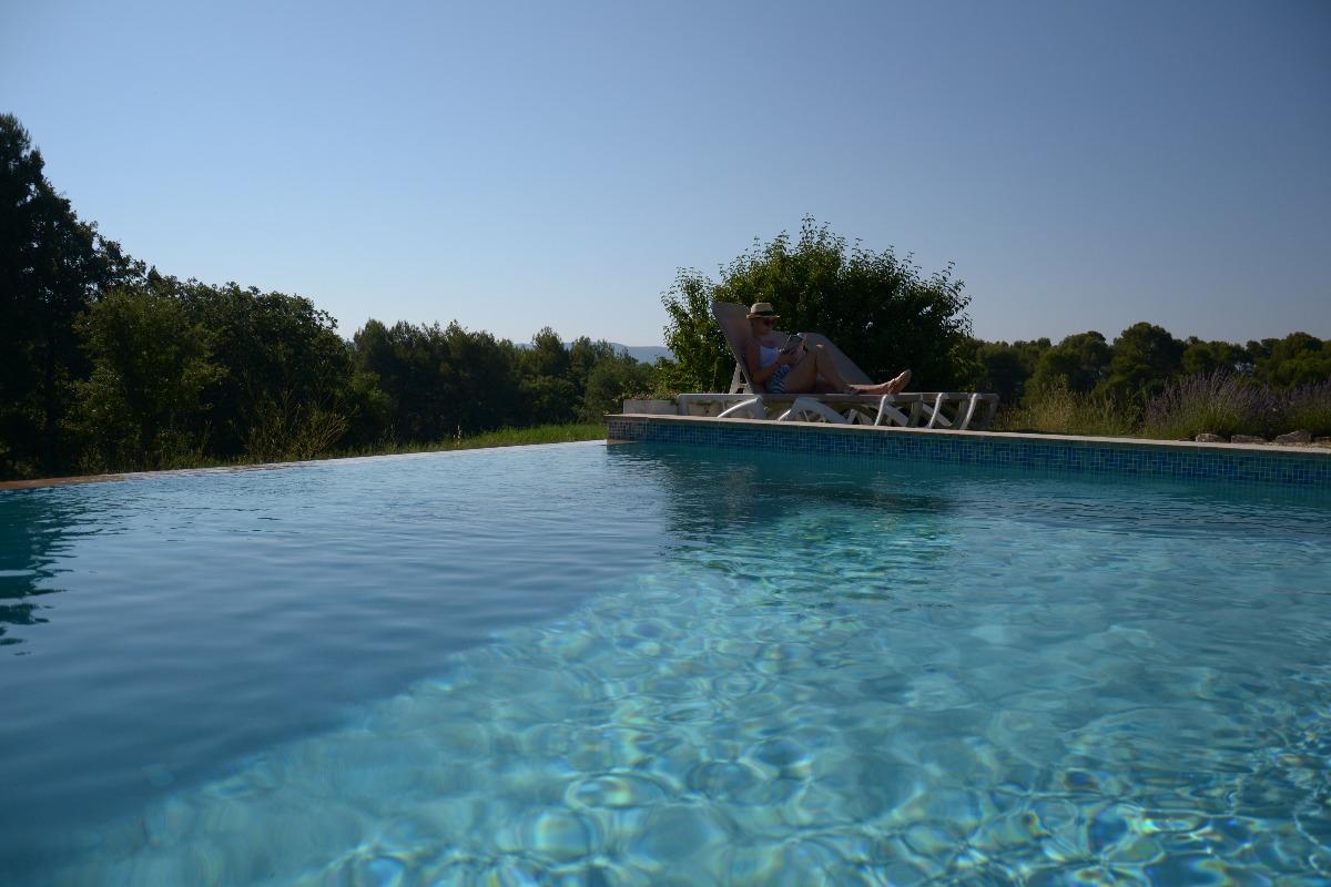 Gites luberon avec piscine location de vacances provence - Gite de france luberon avec piscine ...